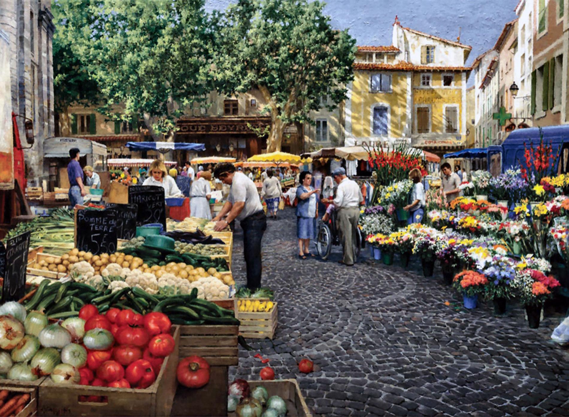 markt plaatje